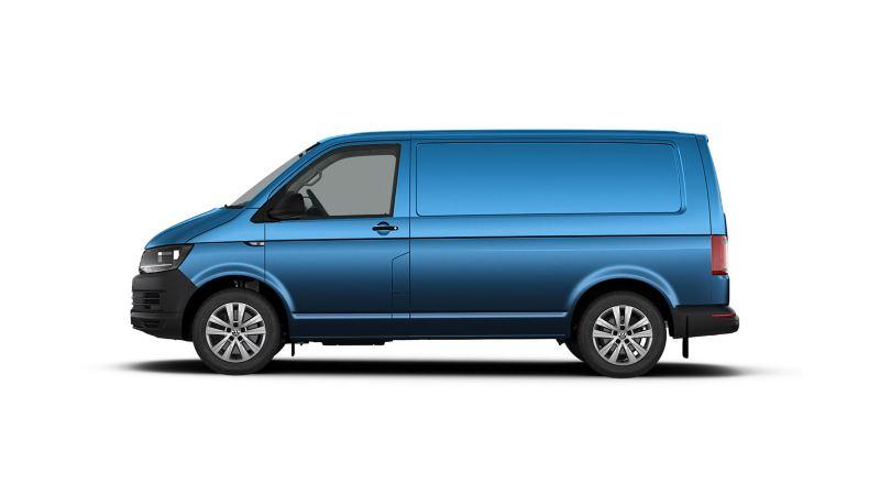 Volkswagen ABT e-Transporter elbil skåpbil