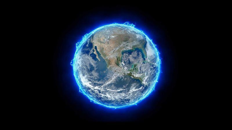 Jorden är elektrisk