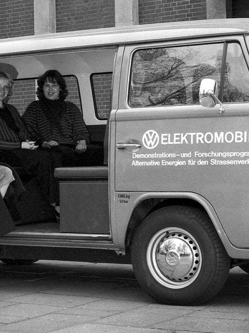 Volkswagen elbuss 1972