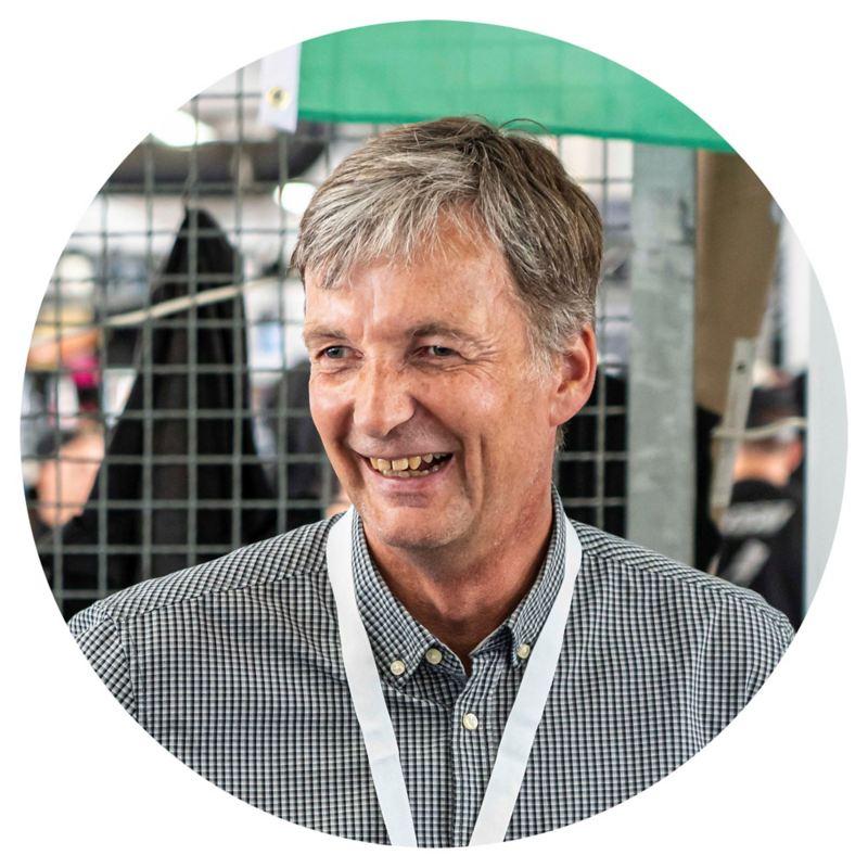 Prof. Stefan Gies Leiter Baureihe Mid-/Fullsize bei Volkswagen
