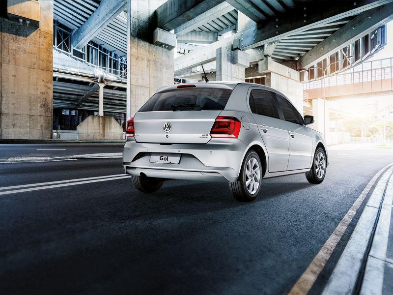 Volkswagen Gol Motor y Transmisión