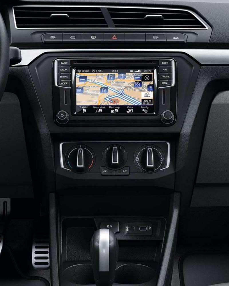 Volkswagen Gol Sedan la Mejor experiencia abordo