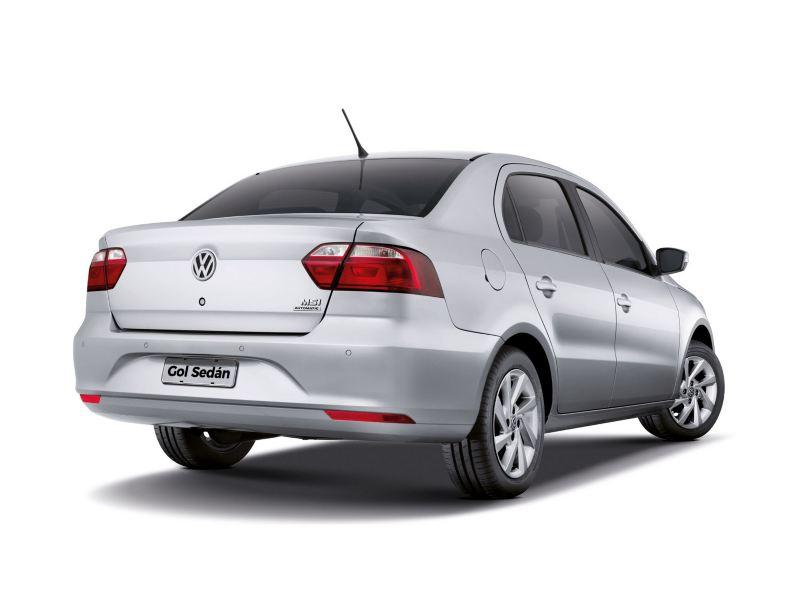 Volkswagen Gol Sedan Park Pilot