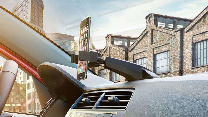 Volkswagen Gol Sedan soporte para celular