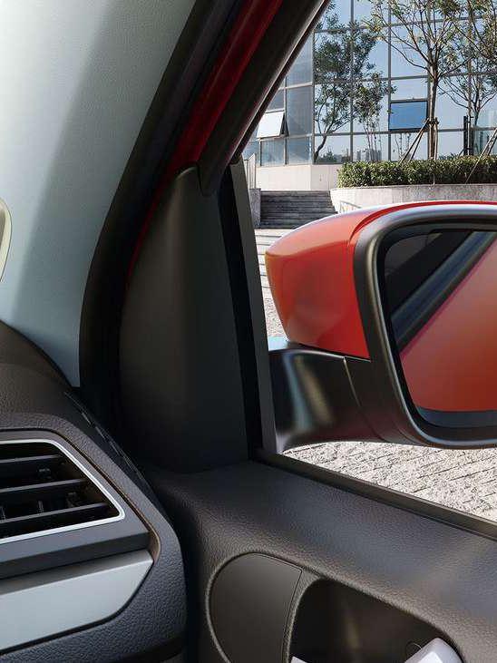 Volkswagen Gol Sedan Tilt down