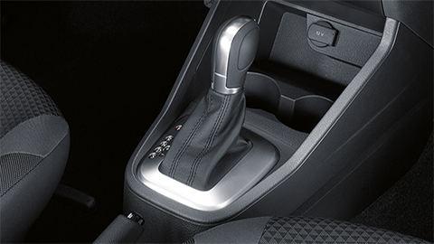 Volkswagen Gol Trasmisión automática de 6 velocidades