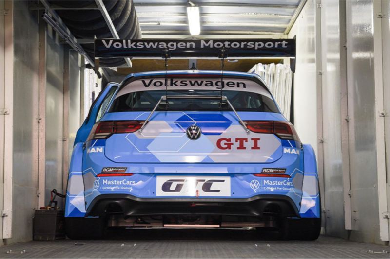 volkswagen gtc gti motorsport