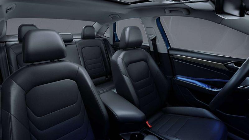 Volkswagen Jetta Asientos climatizados