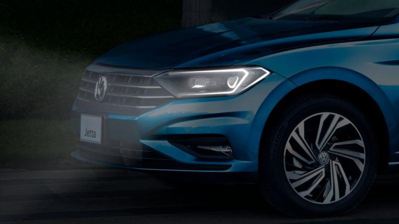 Volkswagen Jetta Coming y Leaving