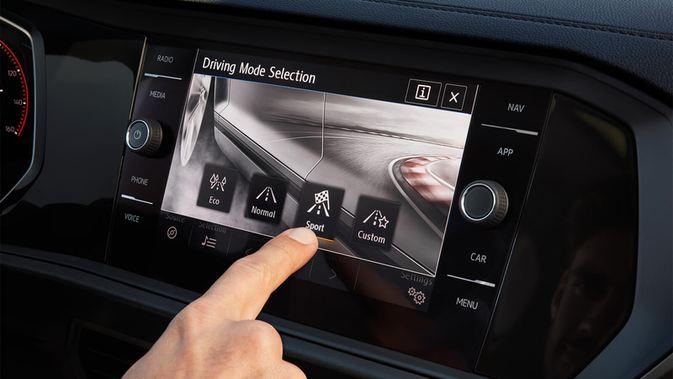 Volkswagen Jetta Dynamic Drive Control