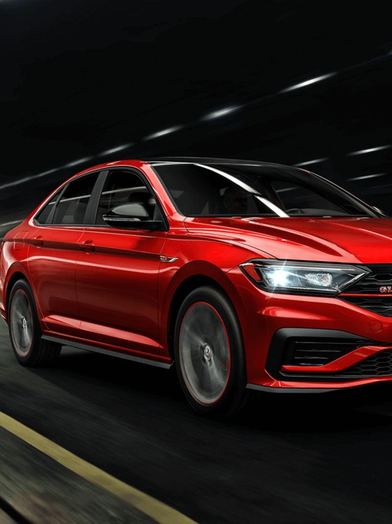 Volkswagen Jetta Gli luces delanteras Led