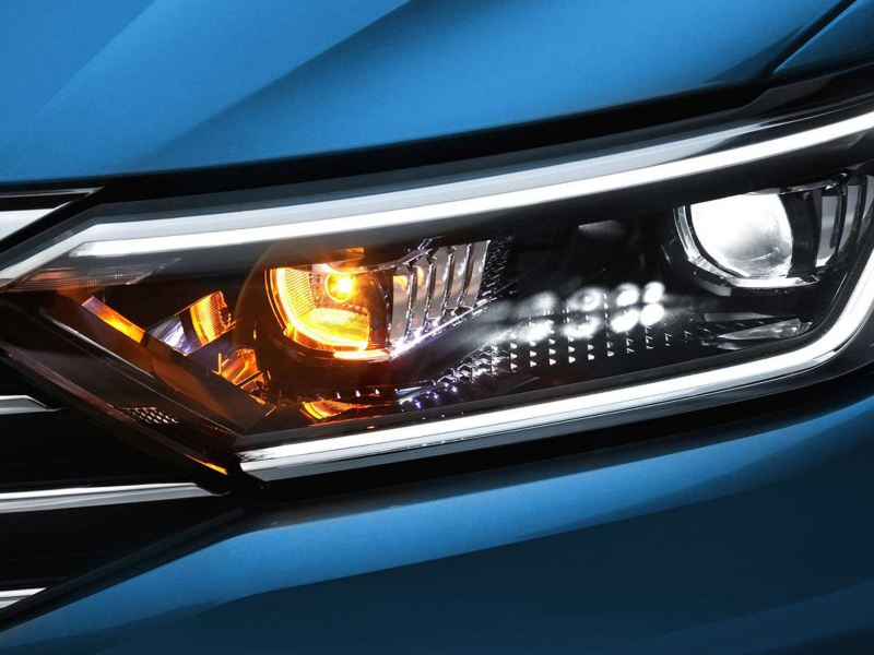 Volkswagen Jetta Luces Led