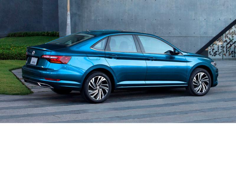 Volkswagen Jetta Park Pilot