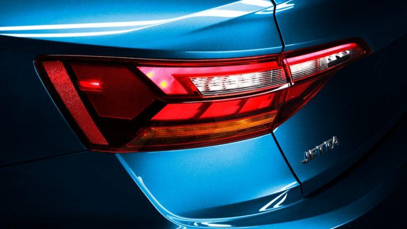 Volkswagen Jetta tecnología LED