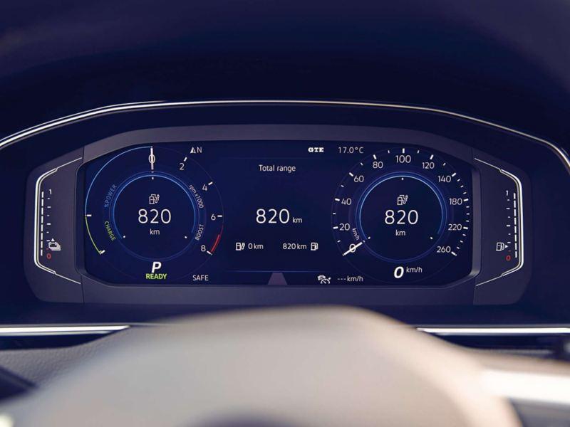 Volkswagen Passat Active Info Display