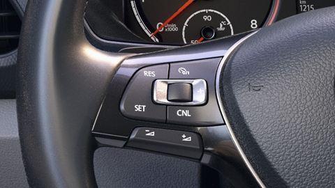 Volkswagen Passat Control de velocidad crucero