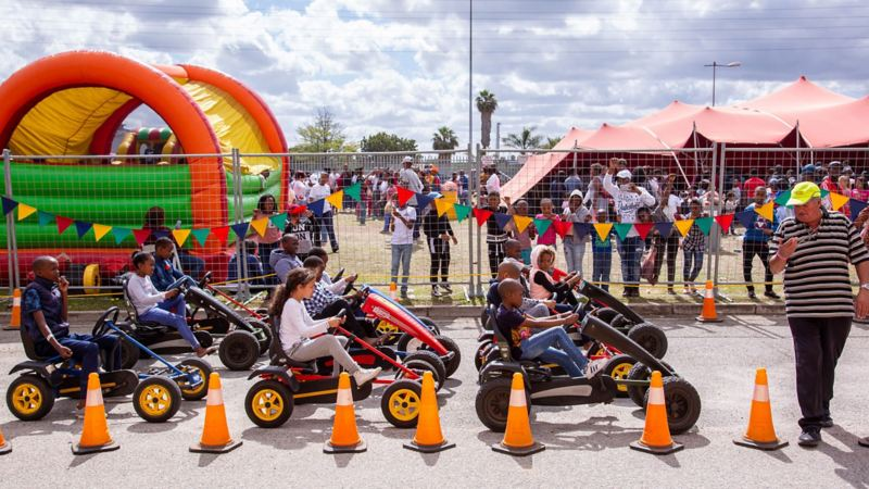 Volkswagen Family Day pedals karts