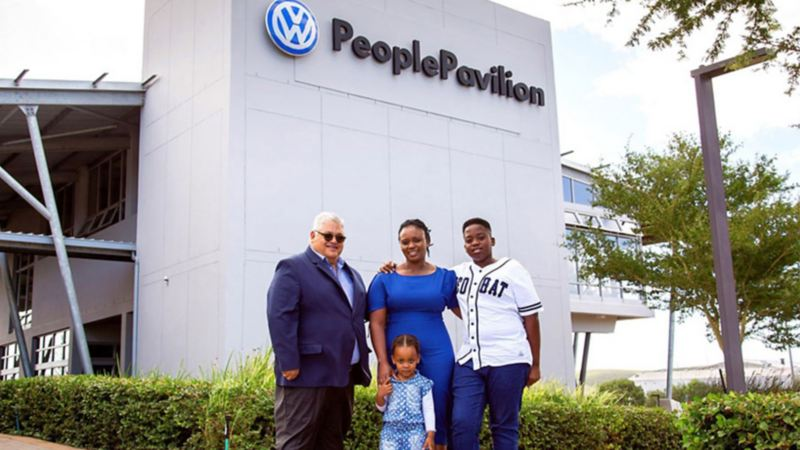 Volkswagen PeopePavilion