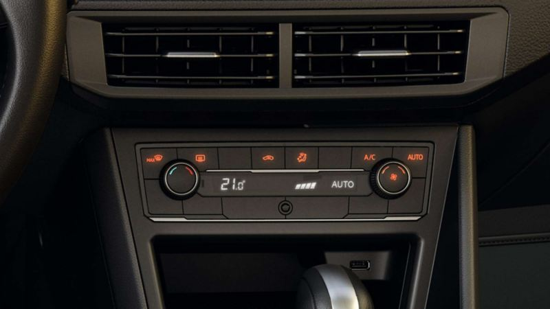Volkswagen Polo Aire acondicionado Climatronic