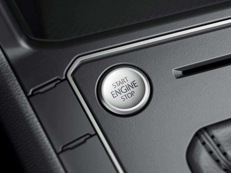 Volkswagen Polo con Sistema de Arranque Automático