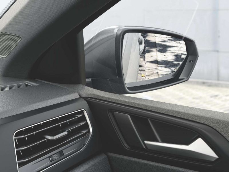 Volkswagen Polo Retrovisores Tilt down