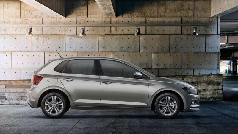 Volkswagen Polo con Sensores de Estacionamiento