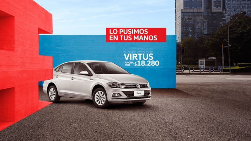 Volkswagen - Promociones Virtus Ecuador