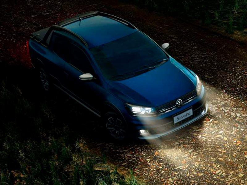 Volkswagen Saveiro Leaving Home