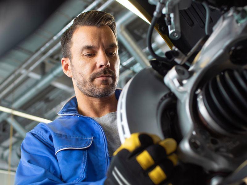 Volkswagen Servicios Postventa