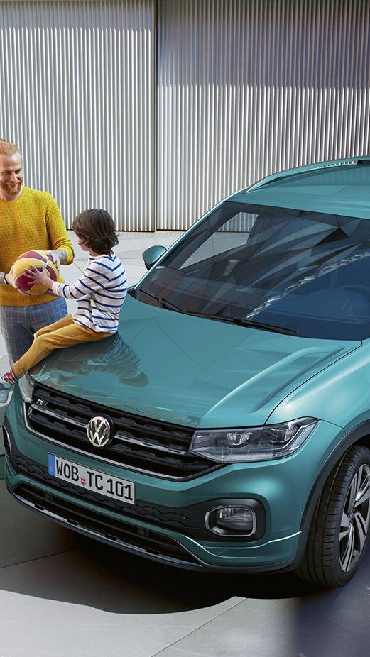 Elä enemmän. Volkswagen R-Line -hintaetusi jopa 2300 €.