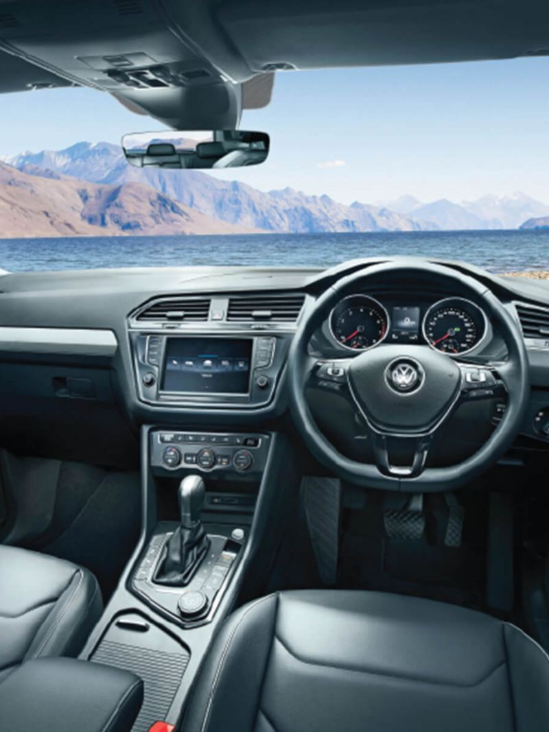 Volkswagen Tiguan Interview View