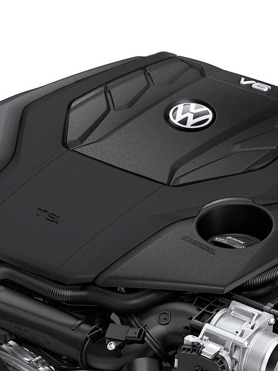 Volkswagen Touareg Motor V6