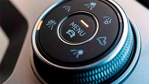 Volkswagen Touareg estabilidad en la conducción