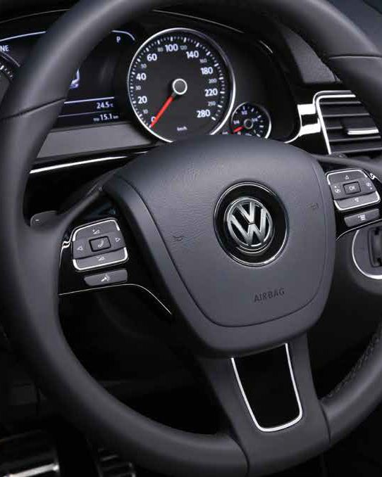 Volkswagen Touareg Volante multifunción