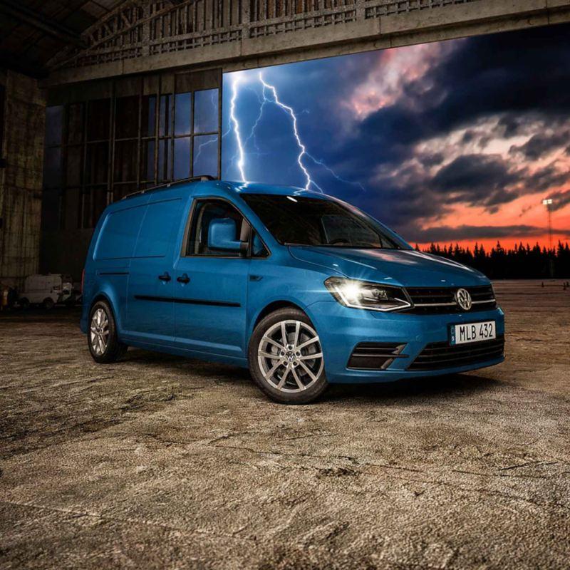Volkswagen ABT e-Caddy elbil