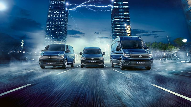 Volkswagen e-Crafter, ABT e-Caddy och ABT e-Transporter