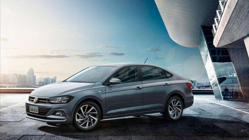 Volkswagen Virtus detalles Cromados