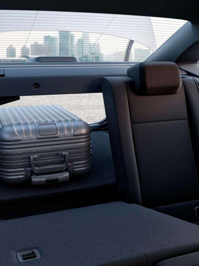 Volkswagen Virtus Espacio Interior