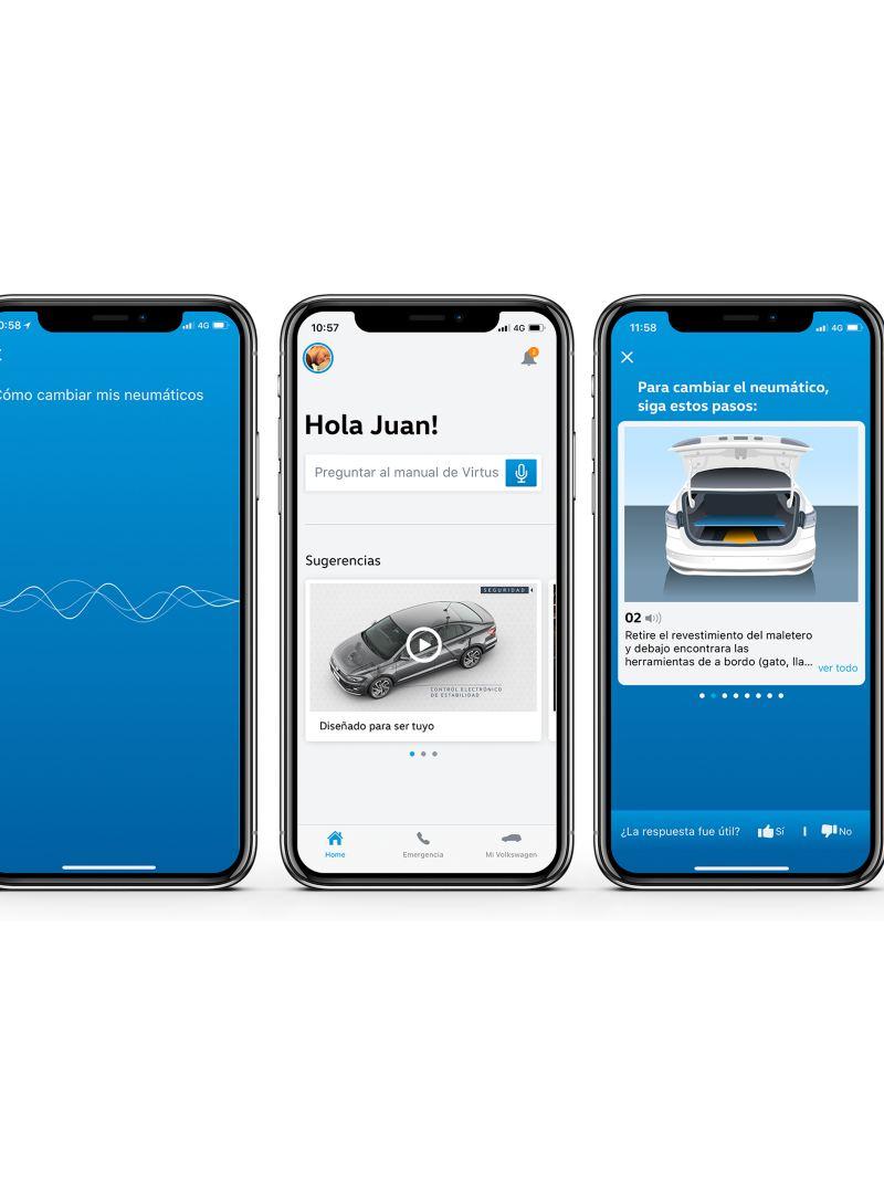 Volkswagen Virtus Inteligencia Artificial