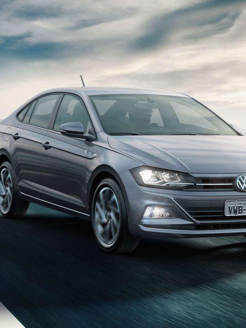 Volkswagen Virtus Motor MSI