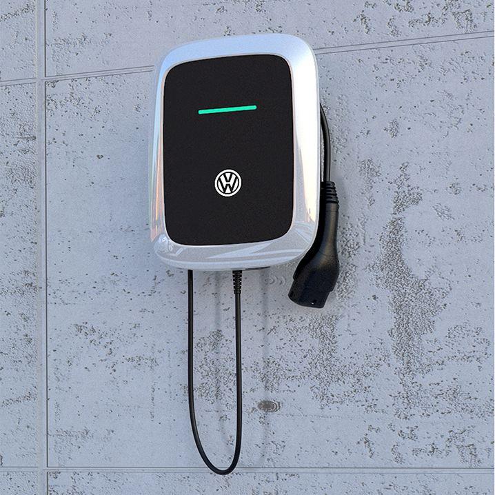 Volkswagen ladeboks for hjemmelading