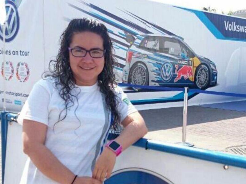 Volkswagen y yo - Conoce la historia de Isabel Jaramillo, quien trabajó en nuestra planta VW
