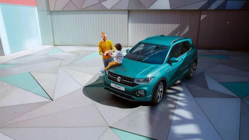 Volkswagen - T Cross SUV
