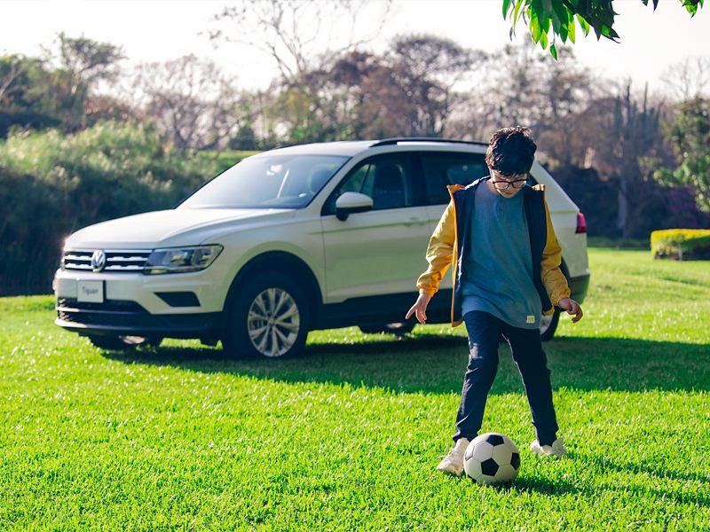 TIguan 2020 Volkswagen - Promoción de Abril
