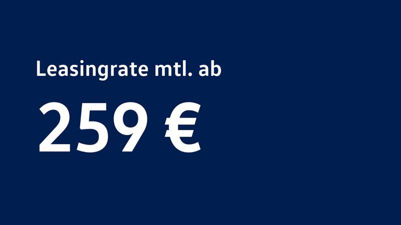 Der ABT e-Caddy zum leasen ab 259 € monatlich.