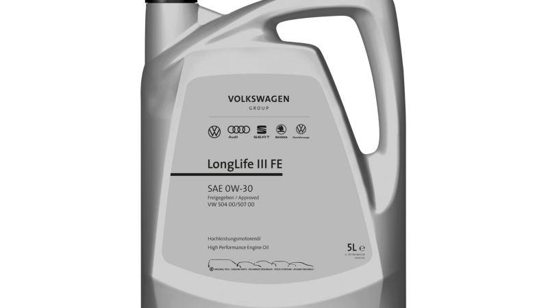 Volkswagen Group Polska oraz Shell wprowadzają nowy olej silnikowy 0W-30 Longlife III FE