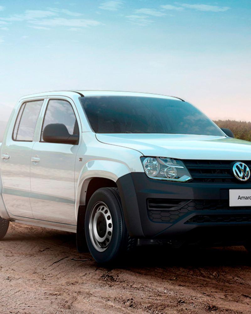 Amarok, camioneta pick up ideal para negocios disponible en gama de Vehículos Comerciales Volkswagen