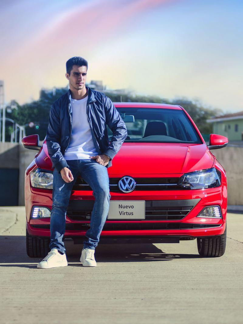 Compra un auto o camioneta con el online booking de Volkswagen.