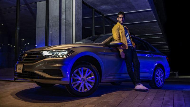 Proceso de compra en línea - Elige tu automóvil Volkswagen e inicia tu compra segura online