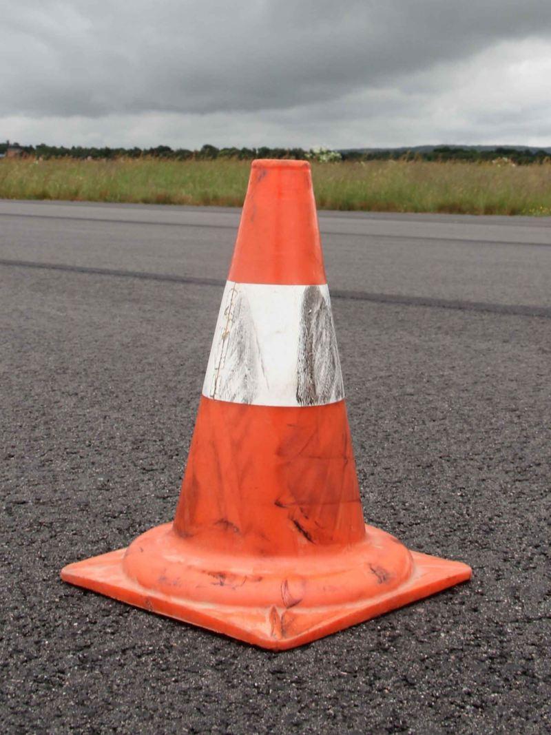 Kon i Blue Driving & Safety förarutbildning
